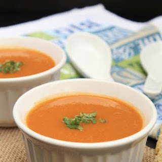 Ginger Carrot Soup Low Calorie Recipes