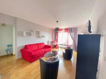 Appartement 2 pièces 50,21 m2