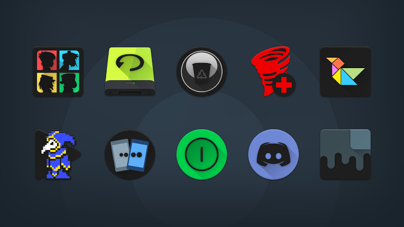 Supreme Icon Pack Screenshot 13