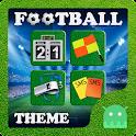 Футбол Тема icon