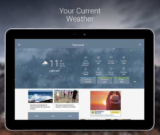 The Weather Network  screenshots 9