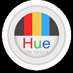 Hue Light CM12/12.1 Theme v1.1