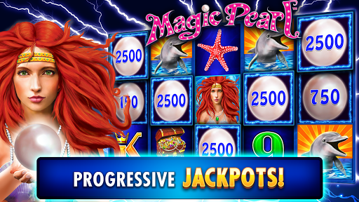 Cashman Casino - Free Vegas Slot Machines Screenshot