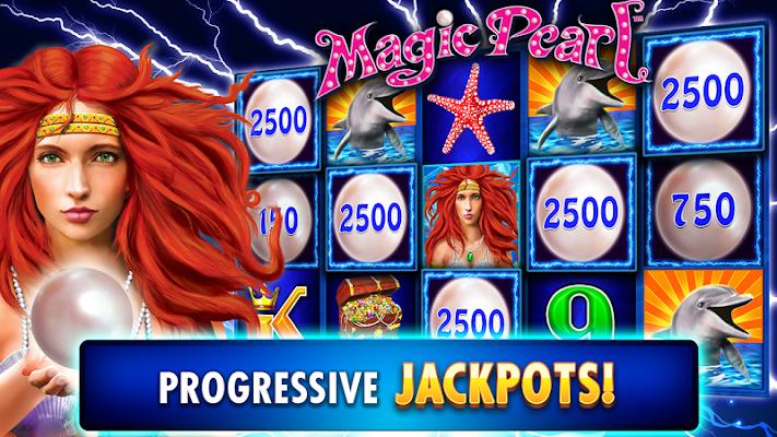 Cashman Casino - Free Vegas Slot Machines - screenshot