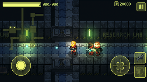 Ailment: space shooting pixelart game 3.0.1 screenshots 5