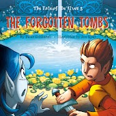 The Forgotten Tombs - The Fate of the Elves 3 (unabridged)
