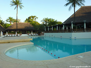 Photo: #010-La piscine du Club Med de Cap Skirring