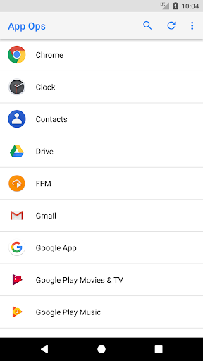 App Ops – Permission manager v2.1.5 build 401 [Unlocked]
