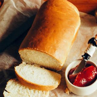 Simple Milk Bread