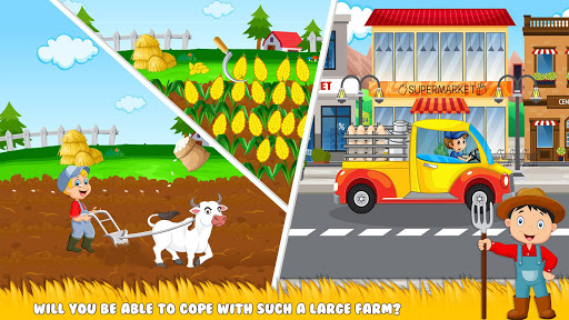 My Farm Animals - Farm Animal Activities 1.0.5 screenshots 2
