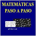 Matemáticas paso a paso icon