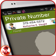 Private Number Identifier: Pro 1.0.0 Icon