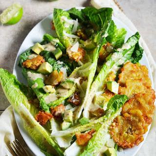 Cuban Caesar Salad