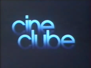 "Photo: Logo do ""Cine Clube"""