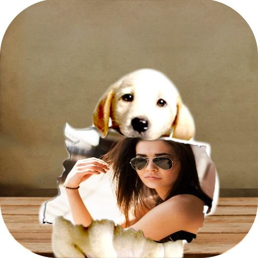 Funny Photo Frame with Effects