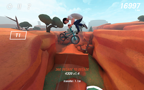 Trail Boss BMX Screenshot