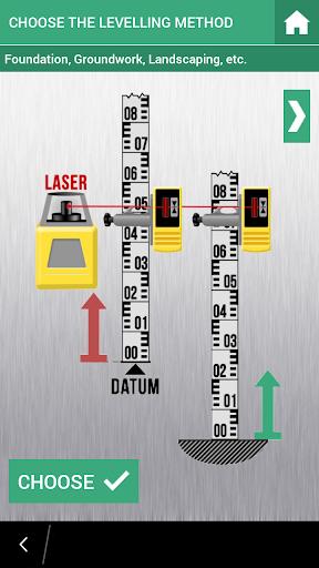 Laser Level Setup