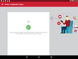 Screenshot of Mobile@Work