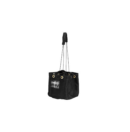 4 Pocket Nail/Screw Bag (Black)