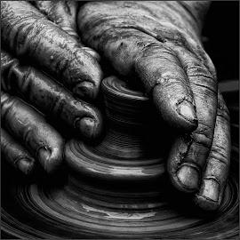 *** by Вадим Голосницкий - Black & White Objects & Still Life