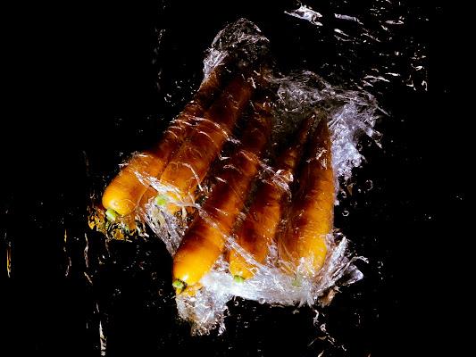 Tuffo di carote di Nikolagirardi