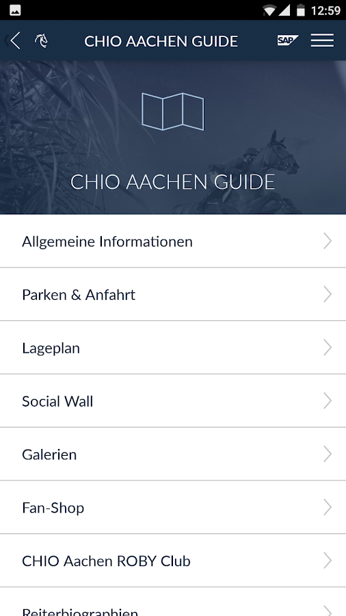 CHIO Aachen – Screenshot