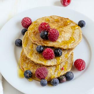 Super Amazing Oatmeal Pancake.