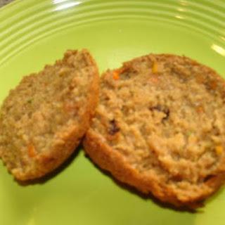 Carrot-Zucchini Muffins.