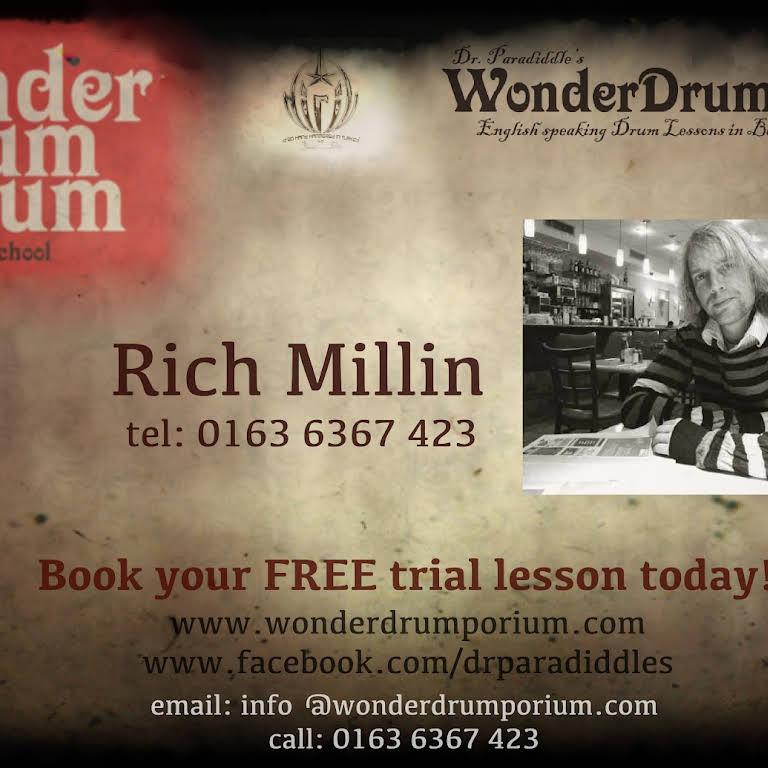 Dr Paradiddles Wonder Drumporium - Music School in