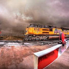 by DE Grabenstein - Transportation Trains