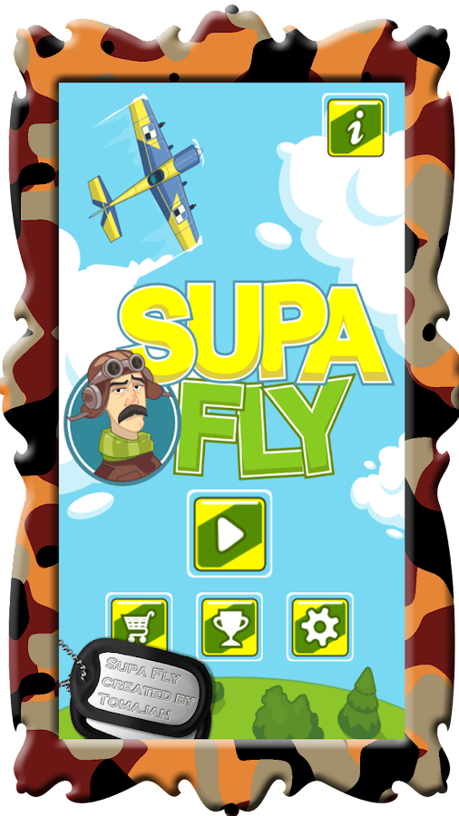 Supa Fly- screenshot