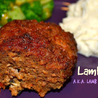 Lambloaf.... it's like Lamb Meatloaf.