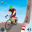 BMX Cycle Stunt Game: Mega Ramp Bicycle Racing icon