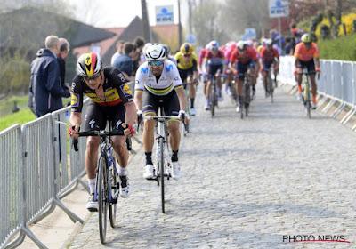"""Valverde a apprécié sa première sur le Ronde : """"J'ai envie de revenir"""""""