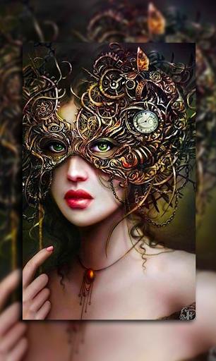Masks Wallpaper screenshots 3