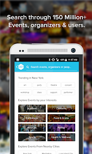 All Events in City - Discover Events On The GO Screenshot