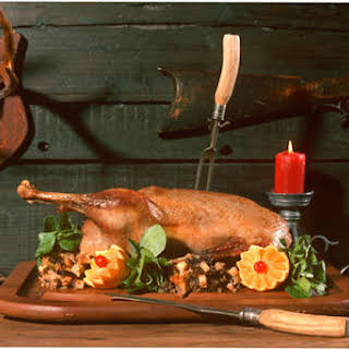 Roast Goose.