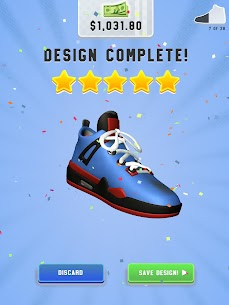 Sneaker Art MOD APK Latest Version [Unlimited Sneaker + No Ads] 9