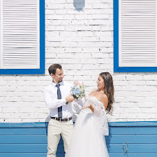 Wedding photographer Yuliya Burdakova (vudymwica). Photo of 03.10.2018