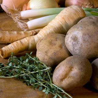 Vegetarian Irish Stew.