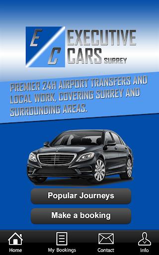 executive cars surrey