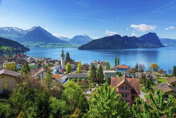 Lake Brienz; Berne