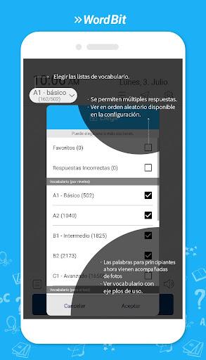WordBit Inglu00e9s (pantalla bloqueada) 0.8.5 screenshots 13