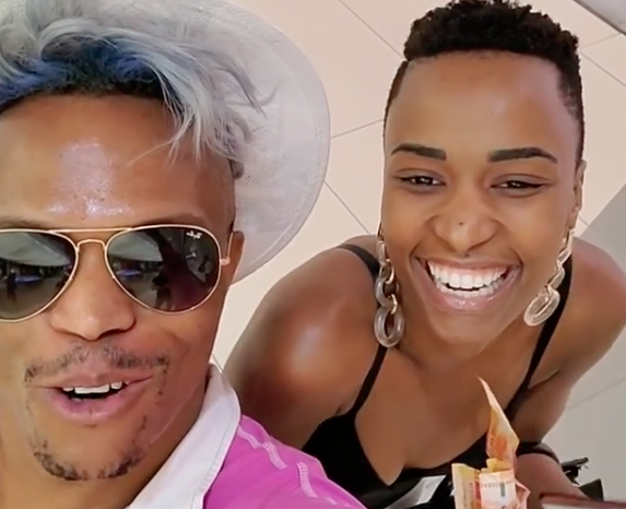 WATCH | Somizi crushes on Miss Universe: 'Zozibini was undiluted'