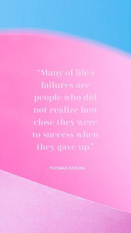 Close to Success - Instagram Story item
