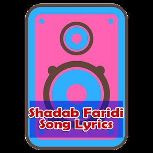 Shadab Faridi Song Lyrics - náhled