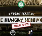 Vegan Feast at The Hungry Herbivore : The Hungry Herbivore