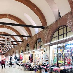 旅の楽しみはお土産探し!トルコ・エディルネの歴史ある市場と市場で見つかるエディルネのお土産