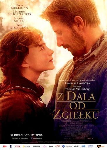 Przód ulotki filmu 'Z Dala Od Zgiełku'