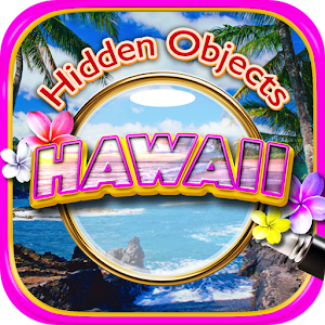 Hidden Objects Hawaii Vacation